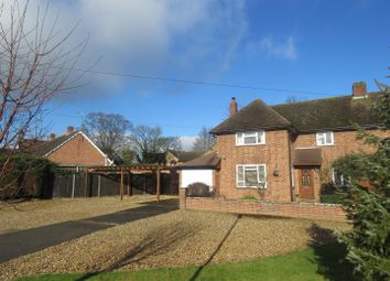 Thumbnail 3 bed semi-detached house for sale in Dovehouse Close, St. Neots