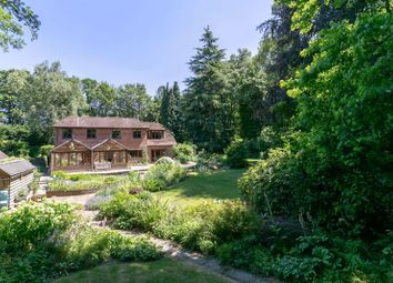 Thumbnail 4 bed detached house for sale in Furnace Farm Road, Furnace Wood, West Sussex