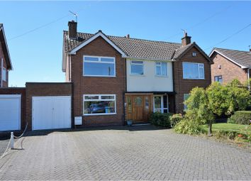 Thumbnail 3 bed semi-detached house for sale in Broad Lane, Wolverhampton