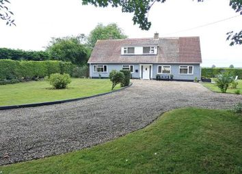 Thumbnail 4 bed detached house for sale in The Street, Coney Weston, Bury St Edmunds