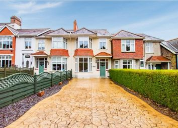 3 bed terraced house for sale in Penlan Crescent, Uplands, Swansea, West Glamorgan SA2