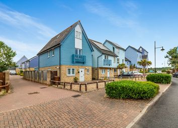 Thumbnail 4 bed semi-detached house for sale in Dunlin Drive, St. Marys Island, Chatham