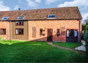 Thumbnail 4 bed barn conversion for sale in Foxhill Lane, Alvechurch