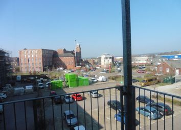 Thumbnail 2 bedroom flat for sale in Wharfside, Heritage Way, Wigan