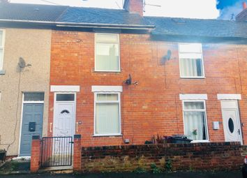 3 bed terraced house for sale in Ann Street, Creswell, Worksop S80
