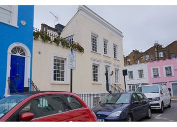 Thumbnail 3 bed end terrace house for sale in Callcott Street, Kensington