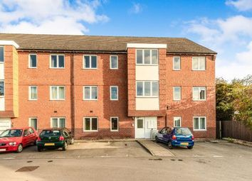 Thumbnail 2 bed flat for sale in Westgate Close, Warwick, Warwickshire, .