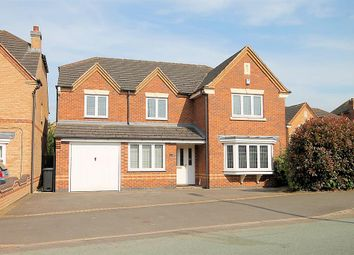 Thumbnail 5 bed detached house for sale in Tamworth Road, Kettlebrook, Tamworth, Staffordshire