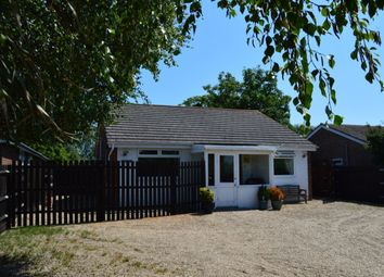 Thumbnail 2 bed bungalow for sale in Sea Road, Winchelsea Beach, Winchelsea