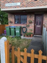 Thumbnail 2 bed maisonette for sale in Eglinton Road, London