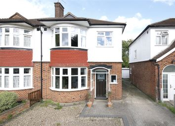 Thumbnail 3 bed semi-detached house for sale in Elder Road, London