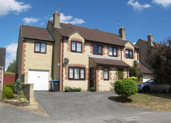 Thumbnail 4 bed semi-detached house to rent in Pound Mead, Corsham