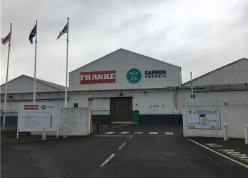Thumbnail Warehouse to let in West Carron Works, Carron Phoenix, Stenhouse Road, Falkirk, Stirlingshire, UK
