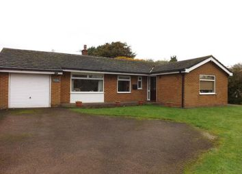 Thumbnail 3 bedroom bungalow for sale in Shop Lane, Goulceby, Louth