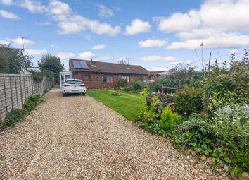 Thumbnail Semi-detached bungalow for sale in Mill Lane, Bacton, Norwich