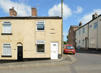 Thumbnail 2 bed end terrace house for sale in Lansdowne Street, Macclesfield, Cheshire