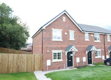 Thumbnail 3 bed semi-detached house for sale in Shaw Close, Congleton