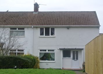 Thumbnail 2 bed semi-detached house for sale in Maendy Way, Pontnewydd, Cwmbran