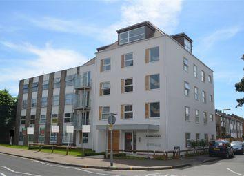 Thumbnail 1 bedroom flat to rent in 91-97 Church Road, Ashford, Surrey