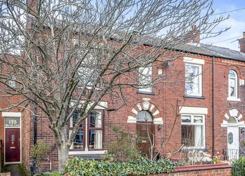 Thumbnail 3 bed terraced house for sale in Harvey Lane, Golborne, Warrington