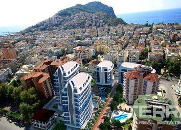 Thumbnail Block of flats for sale in Halimaga Sk, Alanya, Antalya Province, Mediterranean, Turkey