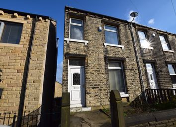 Thumbnail 3 bedroom end terrace house for sale in Mount Pleasant Street, Huddersfield