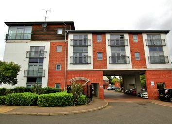 Thumbnail 2 bedroom flat for sale in Riverside Close, Romford