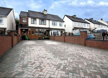 Thumbnail 3 bed semi-detached house for sale in High Street, Wollaston