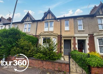 Thumbnail 4 bed terraced house for sale in Church Walk, Peterborough, Peterborough