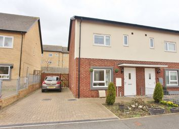 Thumbnail 2 bed semi-detached house for sale in Montgomery Mews, Wath-Upon-Dearne, Rotherham
