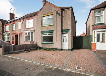 Thumbnail 2 bed end terrace house for sale in Briscoe Road, Coventry