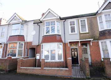 4 bed terraced house for sale in Finedon Road, Wellingborough NN8