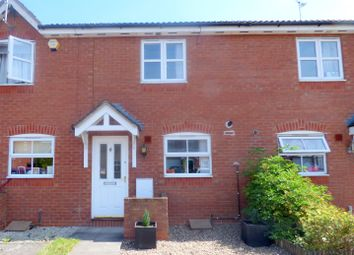 Thumbnail 2 bed terraced house for sale in William Cree Close, Wolston, Coventry