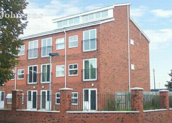Thumbnail 2 bed flat for sale in Springfield Court, Scawthorpe, Doncaster.
