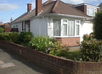 Thumbnail 1 bed bungalow to rent in Pentland Avenue, Shoebury