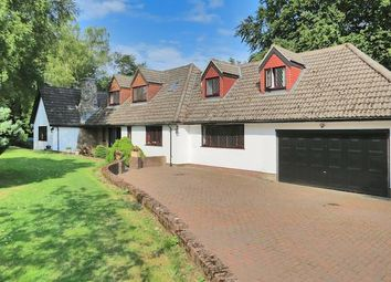 Thumbnail 5 bed detached house to rent in Woodlands, The Narth, Monmouthshire