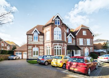 Thumbnail 2 bed flat for sale in Wordsworth Road, Worthing