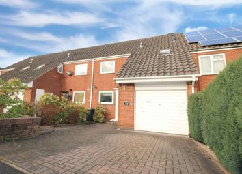 Thumbnail 3 bed terraced house to rent in Hopyard Lane, Redditch