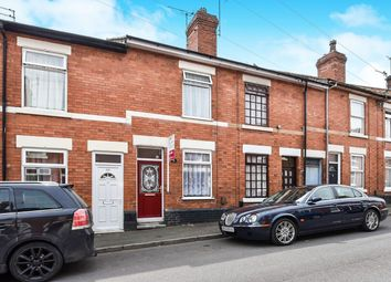 Thumbnail 2 bedroom terraced house for sale in Wild Street, Derby