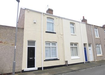 Thumbnail 2 bedroom end terrace house for sale in Suggitt Street, Hartlepool