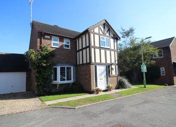 4 bed detached house for sale in Berrington Close, Botcheston, Leicester LE9