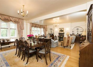 Thumbnail 3 bed flat for sale in East Heath Road, London