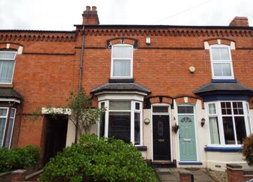 Thumbnail 2 bed terraced house for sale in Francis Road, Acocks Green, Birmingham, West Midlands
