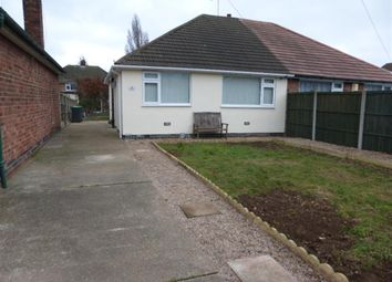 Thumbnail 2 bed semi-detached bungalow for sale in Avon Avenue, Hucknall, Nottingham
