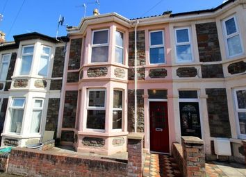 Thumbnail 3 bed terraced house for sale in Chatsworth Road, Arnos Vale, Bristol