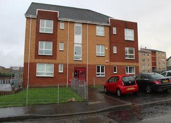 Thumbnail 1 bed flat for sale in Dalveen Street, Glasgow