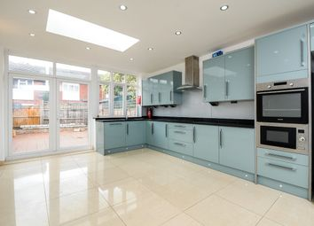 Thumbnail 5 bedroom terraced house to rent in Rostella Road, London