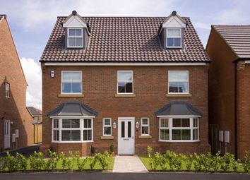 "Thumbnail 5 bed town house for sale in ""The Nunnington"" at Surtees Drive, Willington, Crook"