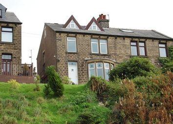 Thumbnail 4 bedroom semi-detached house for sale in Lane Ings, Marsden, Huddersfield