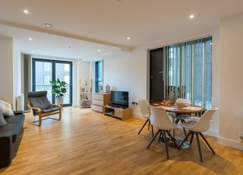 Thumbnail 1 bedroom flat for sale in River Mill One, Station Road, London